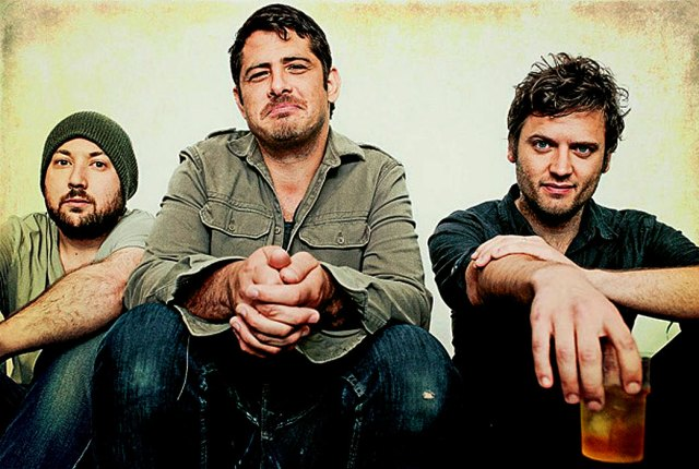 Augustines - in a word; intense.