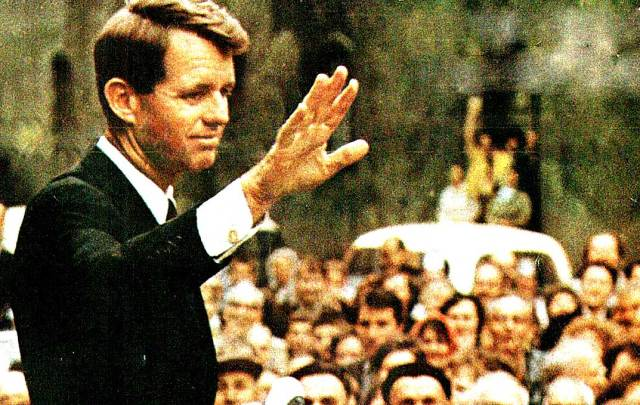 Robert Kennedy - Candidate for Senate in 1964 - faced tough questions you'd never hear today.