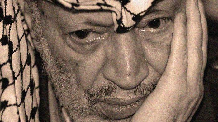 Yassar Arafat - the endless game of give-and-take.