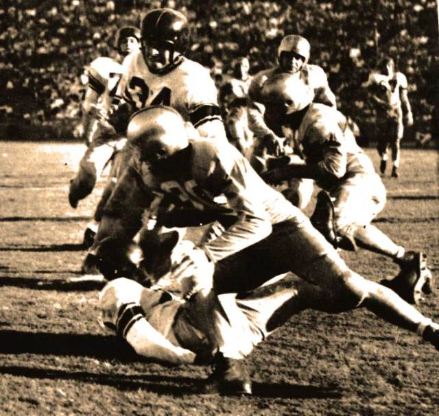 UCLA vs. California - same as it ever was, even in 1952.