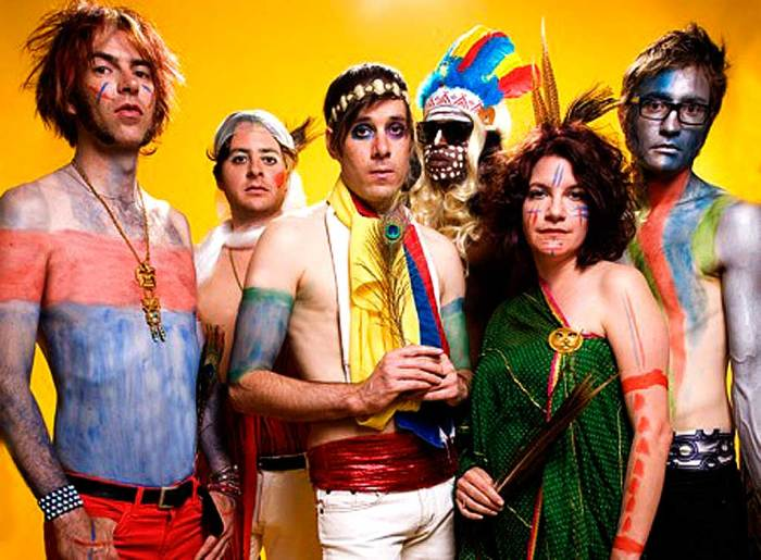 Of Montreal - admit it, we've all been on acid trips that wound up this way.
