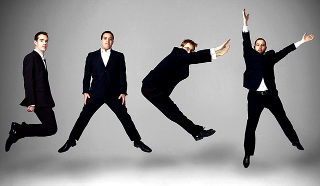 The Arditti Quartet - preeminent ensemble on the Contemporary scene.
