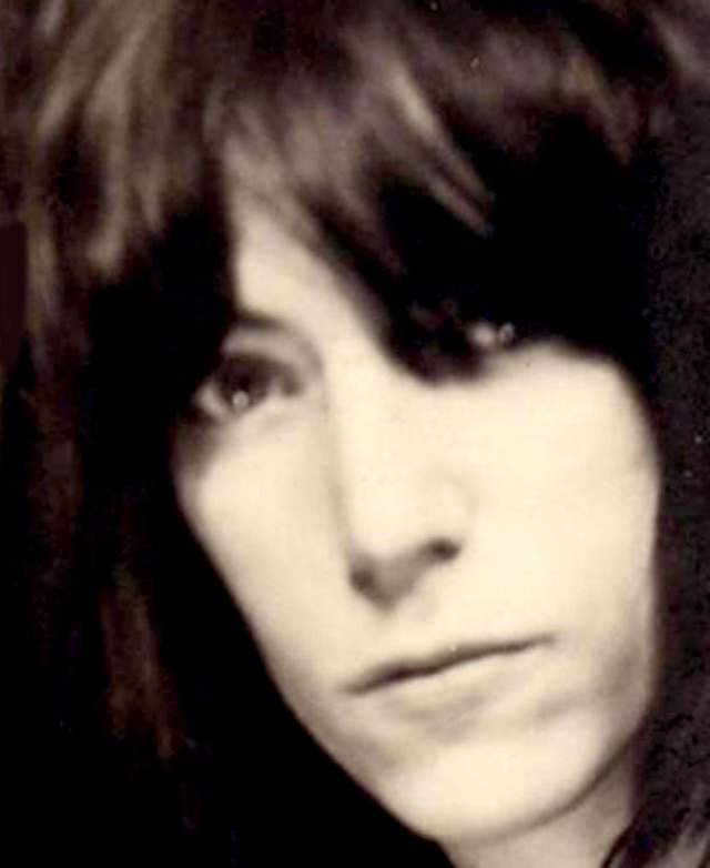Patti Smith - cause celebre from the get-go.