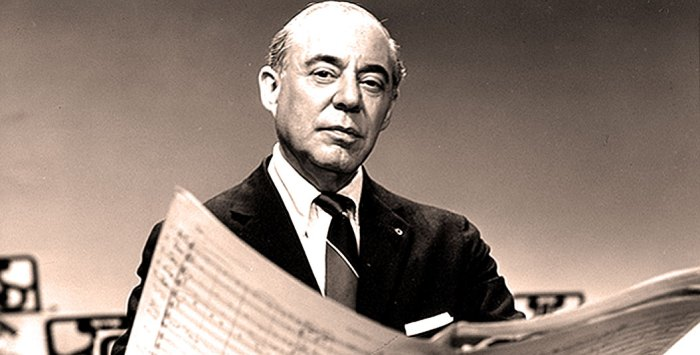 Richard Rodgers - left a treasure trove of American song.