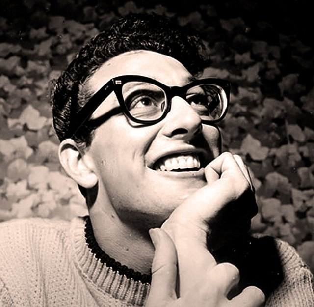 Buddy Holly - Without him, the History of Rock would be a lot different.