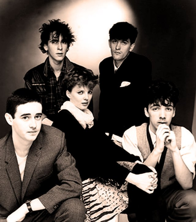 Altered Images - a boost from John Peel and an acting career for lead singer Clare Grogan helped put them in the limelight.