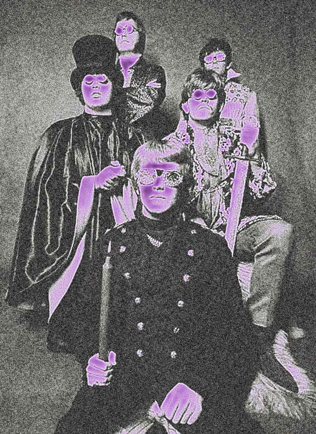 The Electric Prunes - Psychedelia fairly oozed from the garages of America in 1967.