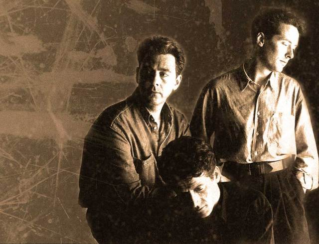 The Blue Nile - gracing the 80s with sophisti-Pop (yes there WAS such a thing).