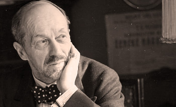 Albert Roussel - One of the most prominent composers in France between the Wars.