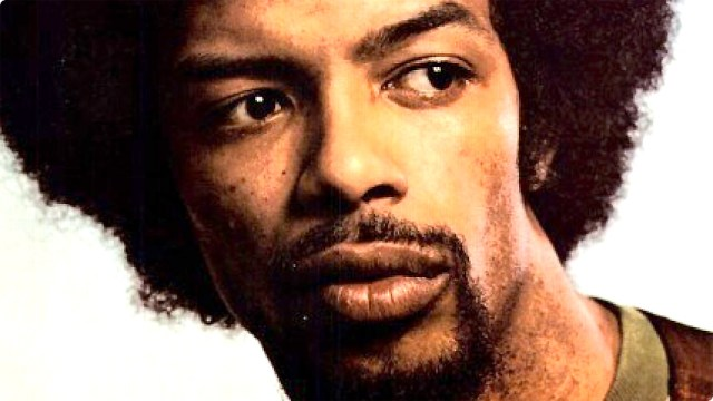 Gil Scott-Heron - keepin' it as real as a heart attack.