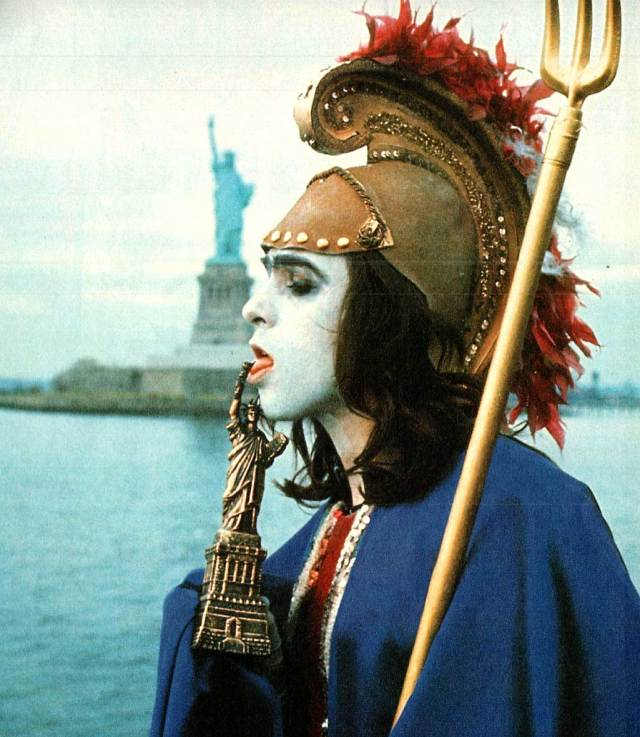 Peter Gabriel of Genesis - The 70s would never be the same.
