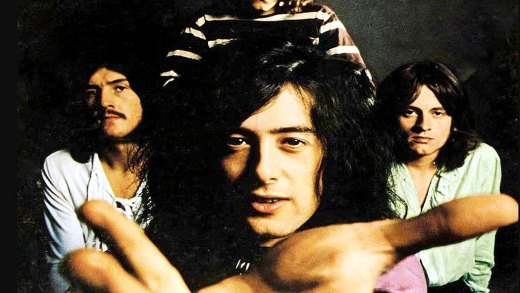 Led Zeppelin – Live At Paris Theatre – 1971 – Past Daily Weekend Soundbooth: John Peel Presents.