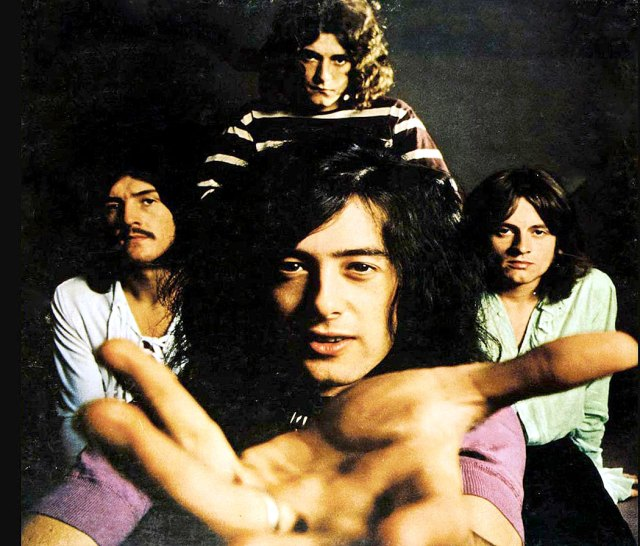 Led Zeppelin - pretty much kicked off the 70s in a grand style.