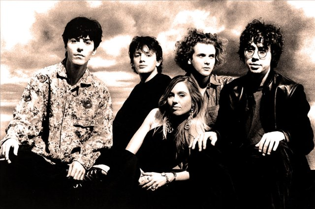 World Party - the 90s also meant a nod to 70s and the singer-songwriter/serene soundscape.