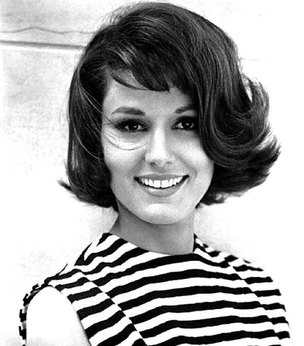 Paula Prentiss - at the start of a memorable career.