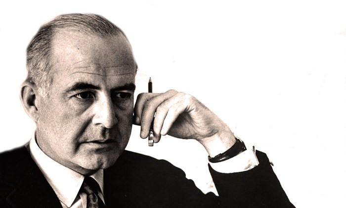 Samuel Barber - Legendary American Composer who had few equals.