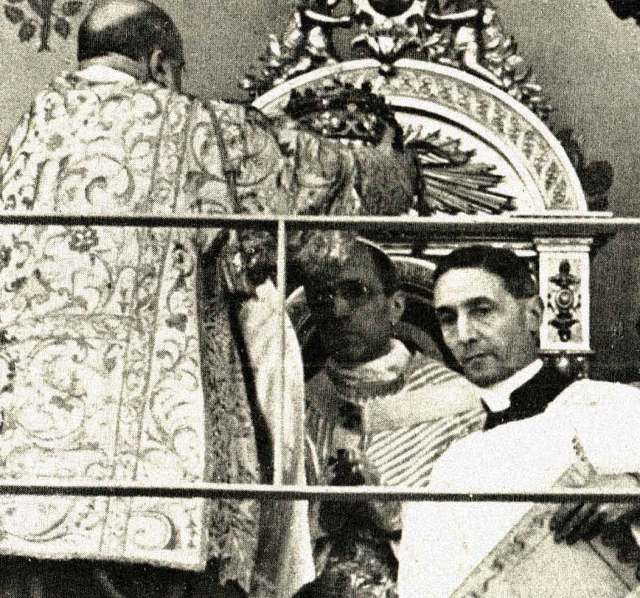 The Coronation of Pope Pius XII - Pomp amid uncertainty.