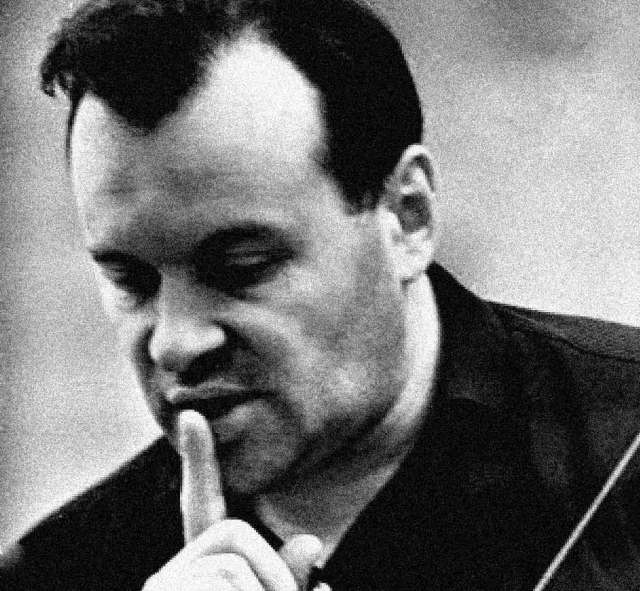 Evgeny Svetlanov - one of the great Russian Conductors of the 20th Century.