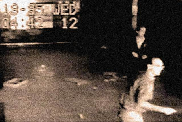 Oklahoma City Bombing surveillance tape April 19, 1995 - initial reports wanted to tell a much different story.