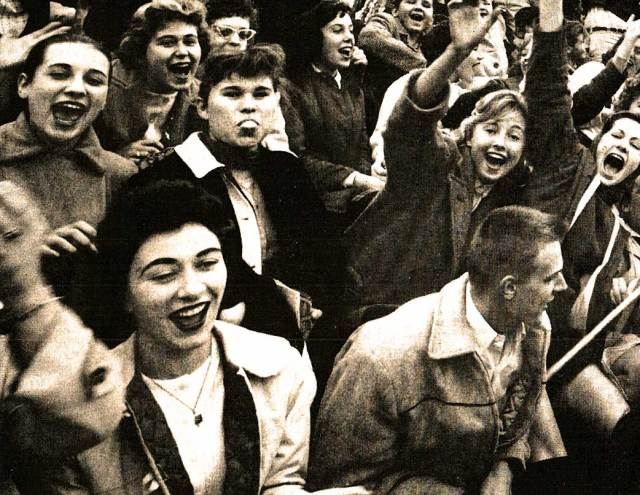 In 1956 - in the middle of a Cold War, some thought Americans just weren't taking Easter, or Church  seriously anymore.