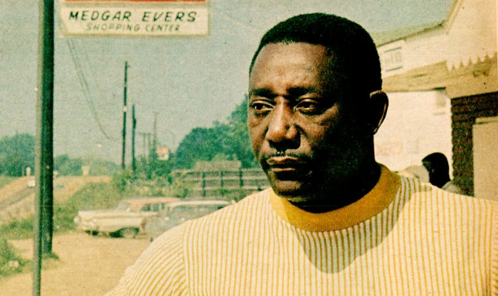 Charles Evers -  The Civil Rights Struggle was no picnic.