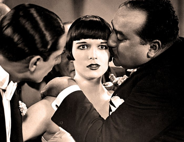 Louise Brooks In Pandoras Box - A milestone film in a revolution of films in 1920s Germany.