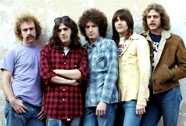 The Eagles - When Laid-Back West Coast started filling stadiums.