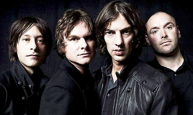 The Verve -  Part of that breath of fresh air known as The 90s.