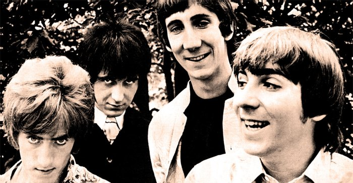 The Who - Rocks very own Chaos Merchants.