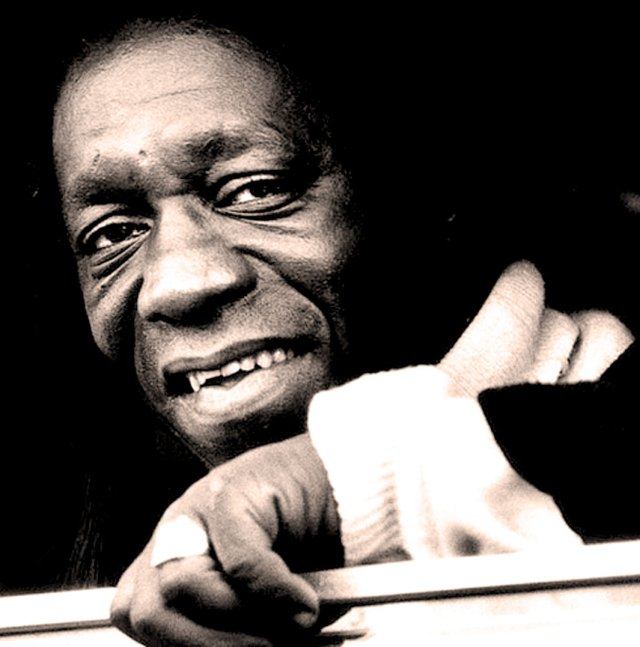 Art Blakey - gave percussion a musical voice.