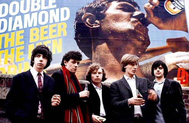 Them (w/Van Morrison) - A taste of Irish R&B.