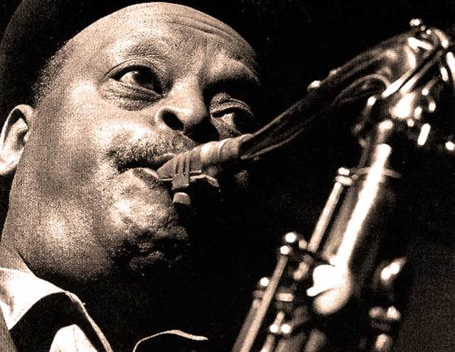 Ben Webster - a rare and wonderful collaboration with MJQ