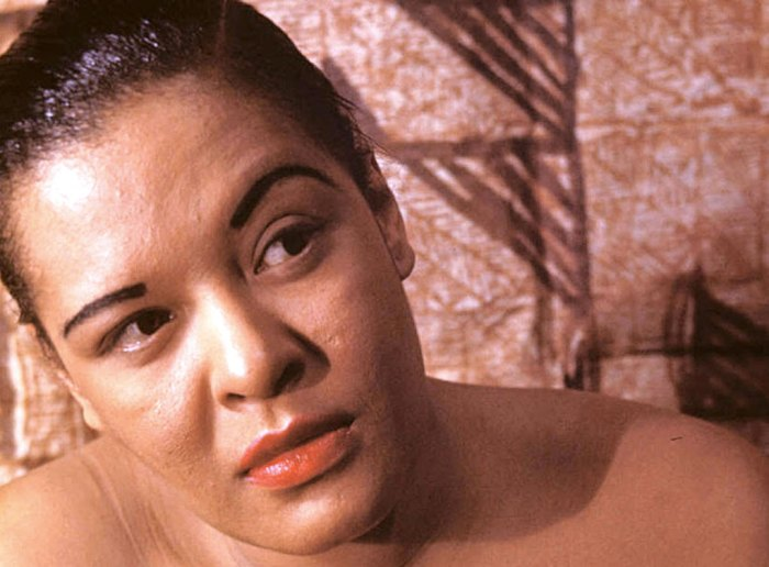 The immortal Billie Holiday