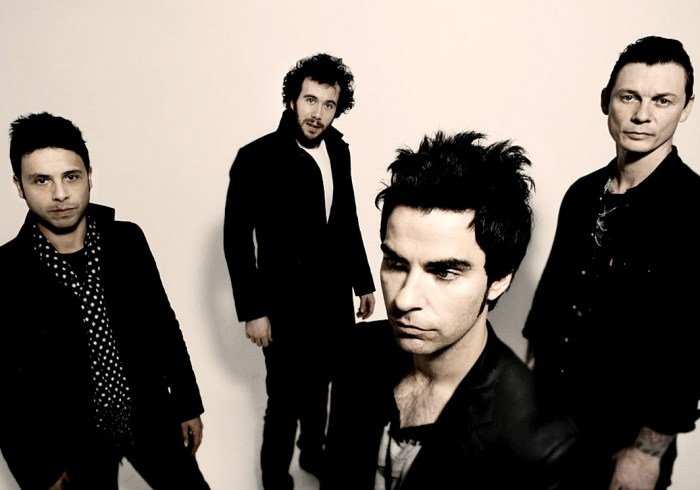 Stereophonics - increasing the voltage.