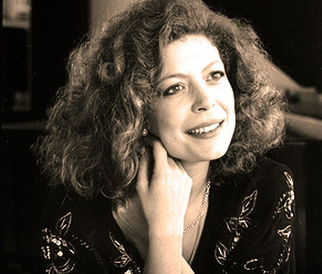 Brigitte Engerer - brilliant French Pianist, whose career was cut tragically short.