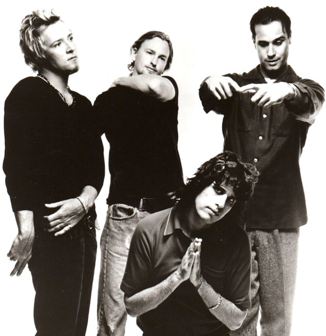 Stone Temple Pilots - early-on were associated with Grunge and all that it entailed.