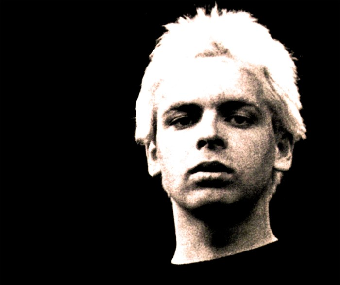Gary Numan of Tubeway Army - after a fashion, just Gary Numan.
