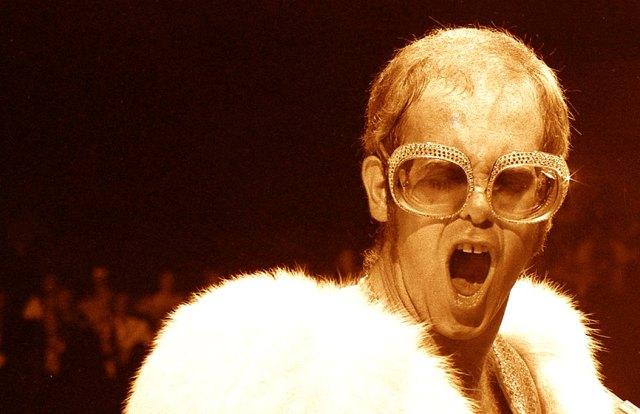 Elton John - turned subtle into anathema.