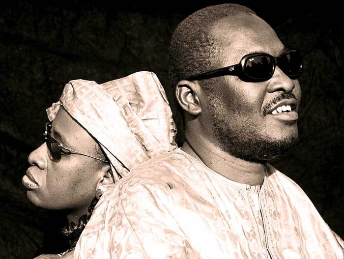 Amadou et Mariam - bringing along a taste of Mali.