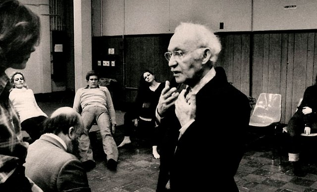 Lee Strasberg - changed the landscape of Acting.