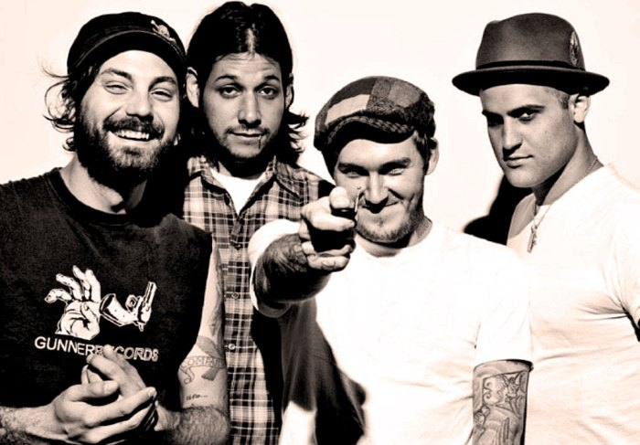 The Gaslight Anthem - High voltage Americana.
