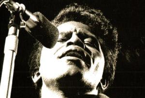 James Brown in concert - 1966