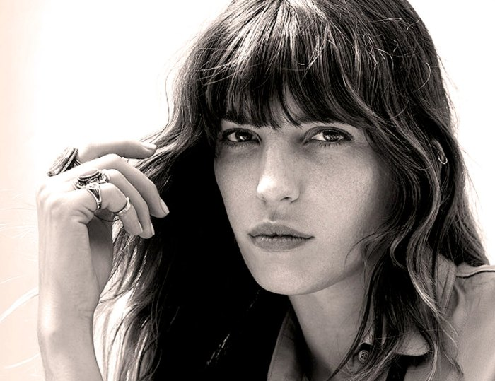 Lou Doillon - further evidence it's possible to look stunning and sound astonishing all at once.