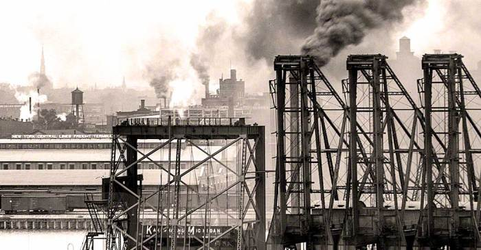 In the 1940s, Toledo was the be-all/end-all for manufacturing in the U.S.