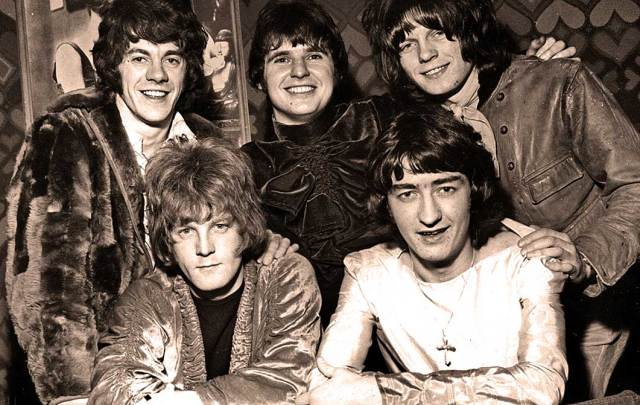 Spooky Tooth - a serious attack of talent, not destined to go the distance.