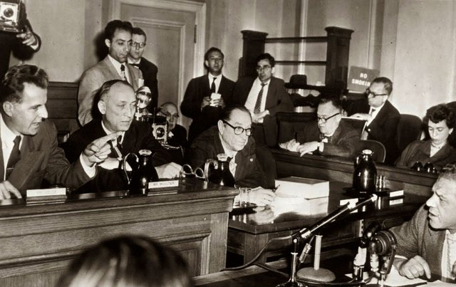HUAC - The reign of terror begins.