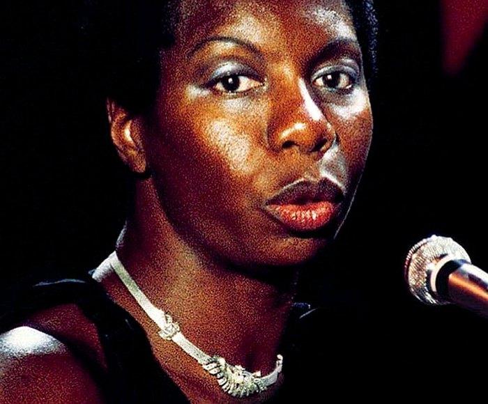 Nina Simone - world conscience.