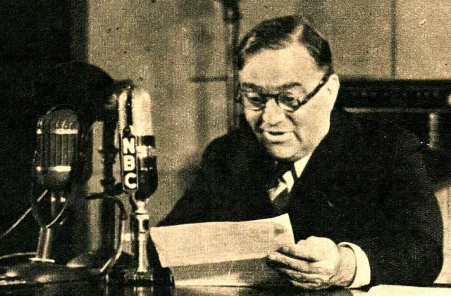 Mayor LaGuardia 1945