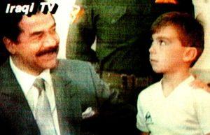 Hostage in Iraq - Dec. 1990
