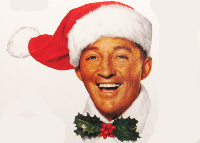Bing Crosby - Mister Christmas for a very long time.
